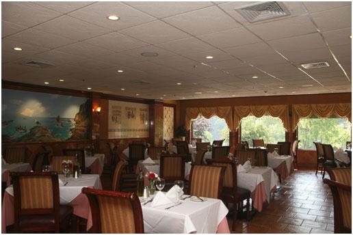 Aquario Restaurant Ny